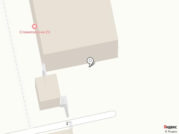 Z3 на карте Батайска