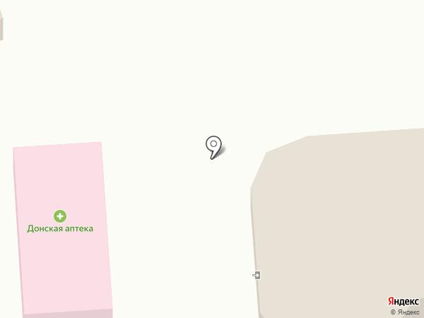 Донская Аптека на карте Батайска