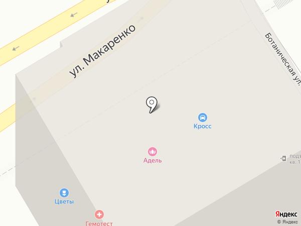 Техник-С на карте Сочи
