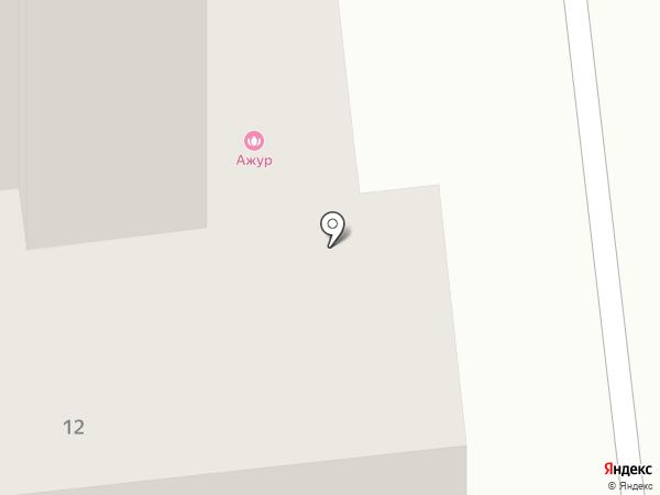 BEERЛога на карте Батайска