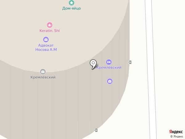 Rzn-expert на карте Рязани
