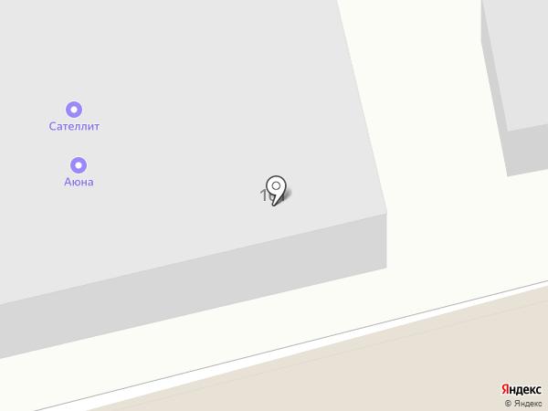 Профессионал на карте Батайска