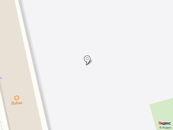 Тенториум на карте Батайска