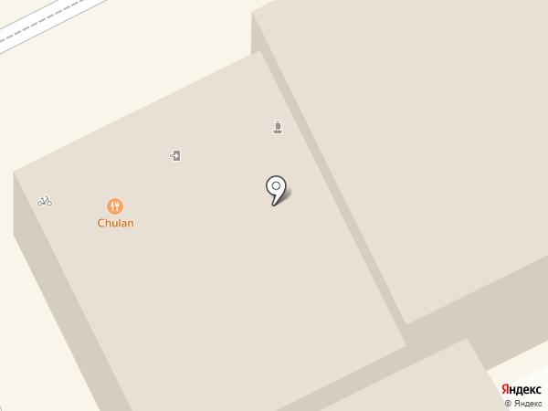 CHULAN на карте Рязани