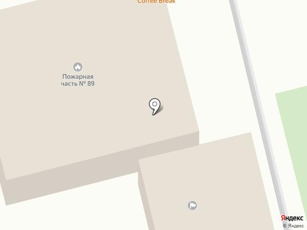 Всероссийское добровольное пожарное общество на карте Батайска