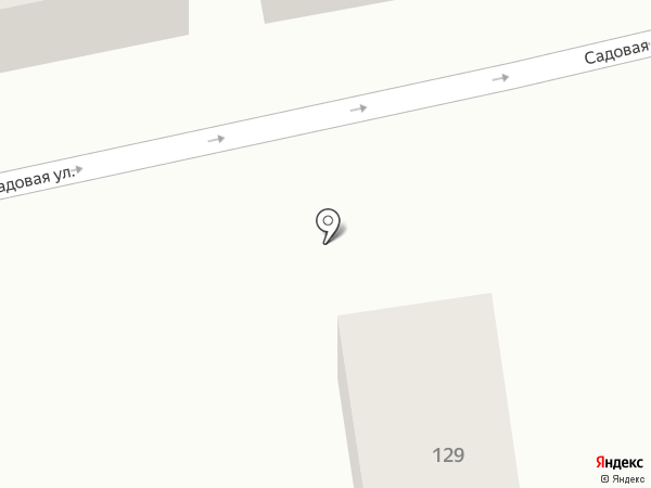 Лидия на карте Батайска