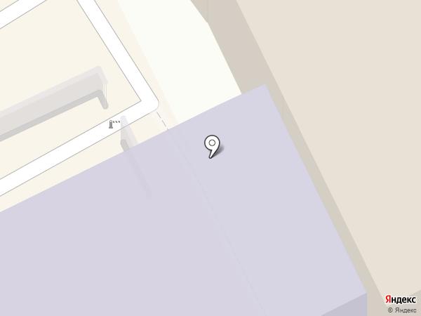 Дом торговли Нива Рязани, ГБУ на карте Рязани