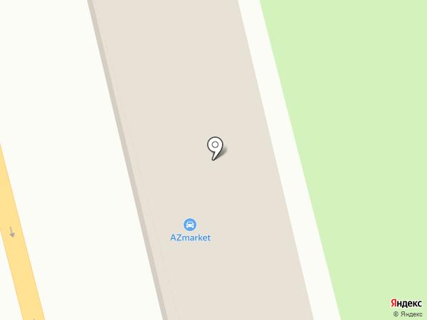 Ариран на карте Батайска