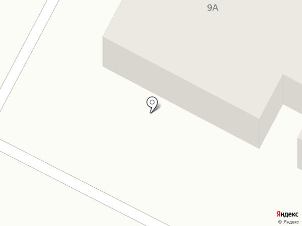 Берёзовая роща на карте Батайска