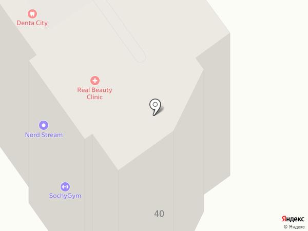 Фабра Арс на карте Сочи