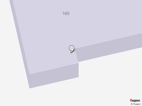 Детский дом г. Батайска на карте Батайска