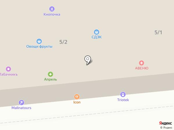Майрик на карте Батайска