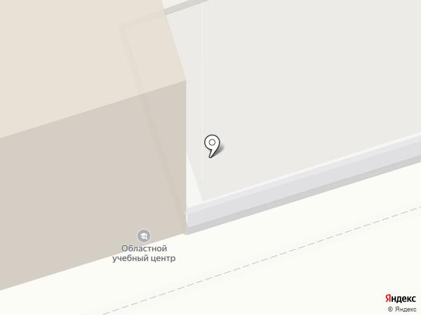 Ростовский областной учебный центр на карте Ростова-на-Дону