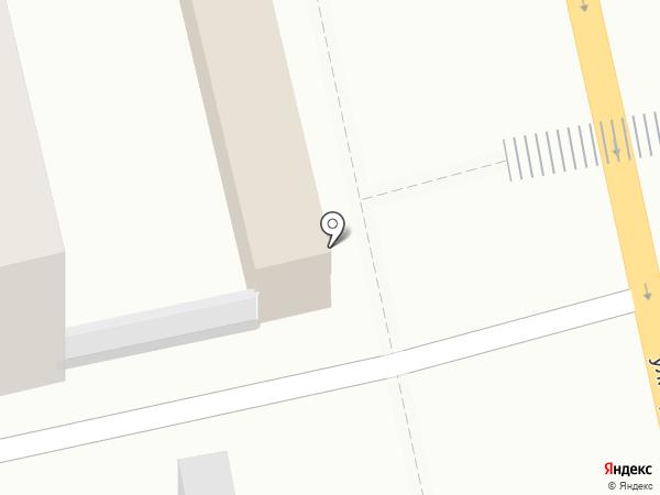 Магазин по продаже разливных напитков на карте Батайска