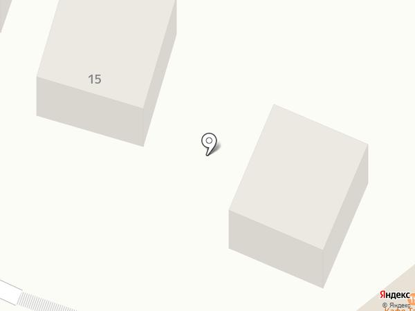 Метровес на карте Сочи