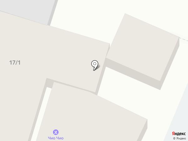 Любимый на карте Сочи