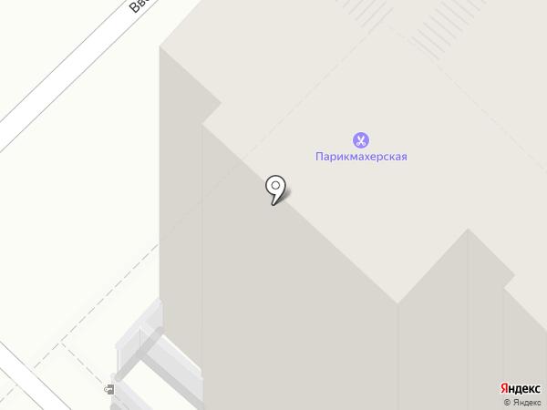 Мобиком на карте Рязани