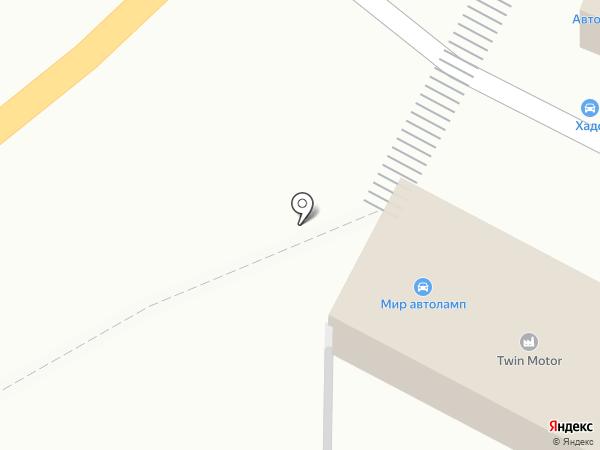 Kvara на карте Сочи