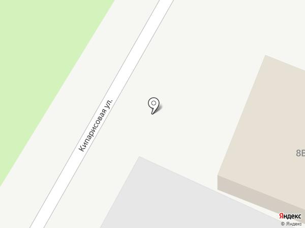 Glass House на карте Сочи