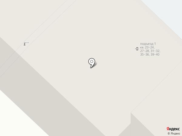 Швея на карте Рязани