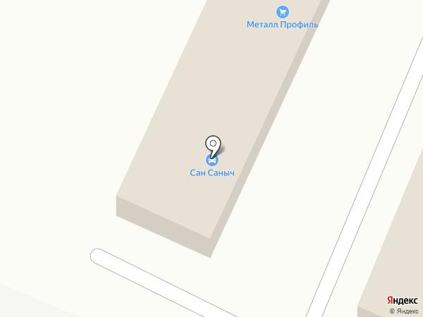 Магазин автоэмалей на карте Сочи