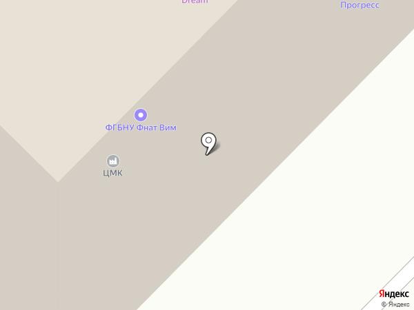 Дорос на карте Рязани