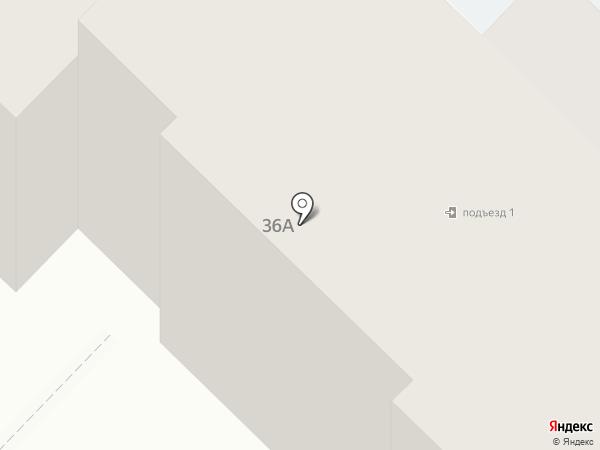 Городская столовая на карте Рязани