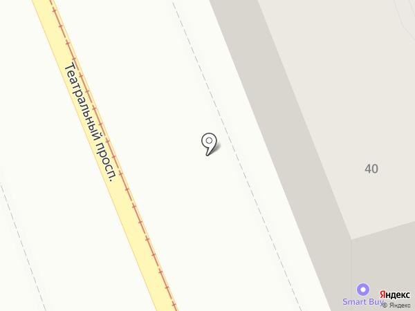 Tommy Gun Rostov на карте Ростова-на-Дону