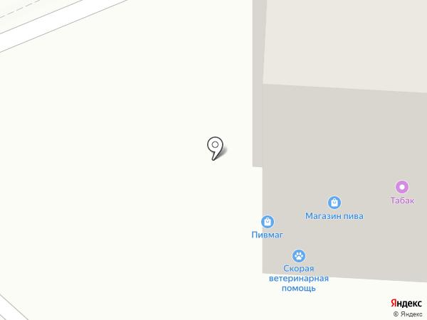 ПивМаг на карте Ростова-на-Дону