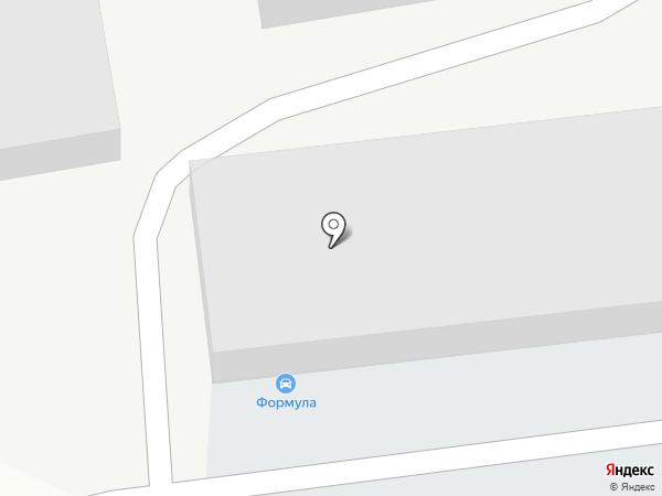 Автоломбард №1 на карте Сочи