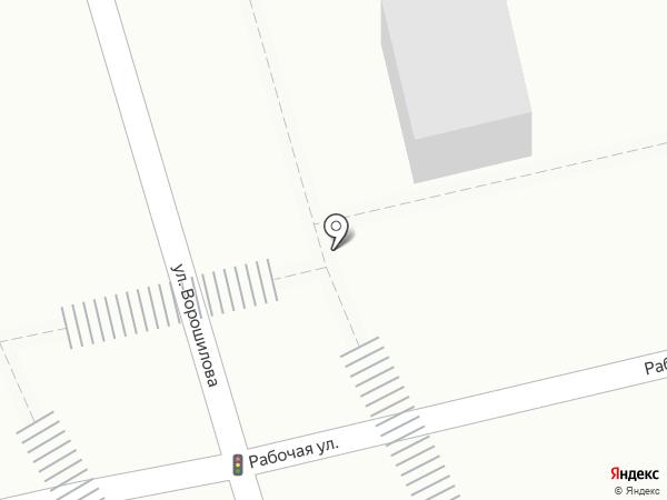 АБ СпецСервис на карте Батайска