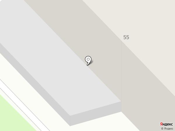 Октант на карте Рязани