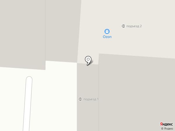 Верона на карте Ростова-на-Дону