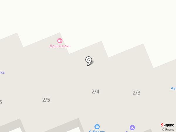 Донская автошкола на карте Батайска