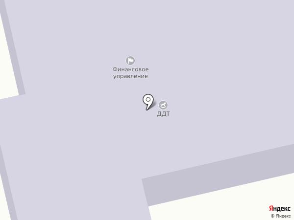 Дом детского творчества г. Батайска на карте Батайска
