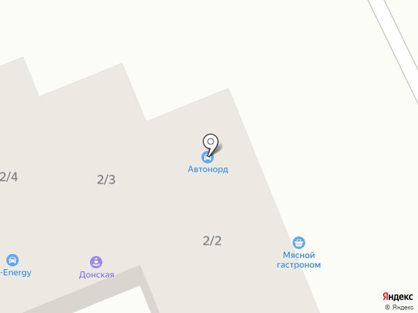 ФармДон на карте Батайска