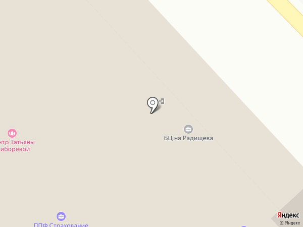 ДЕМКИН и ПАРТНЕРЫ на карте Рязани