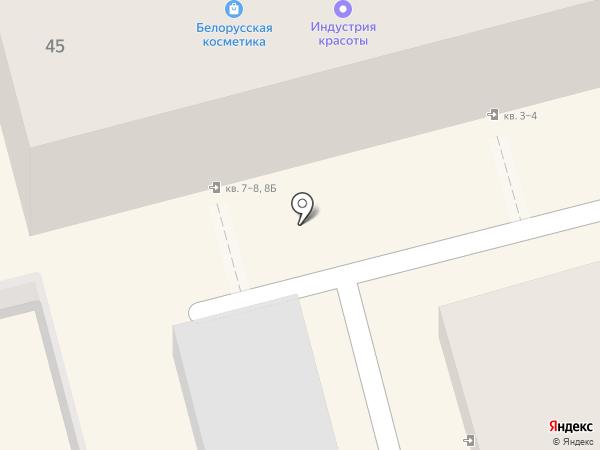 Мишкино Счастье на карте Батайска