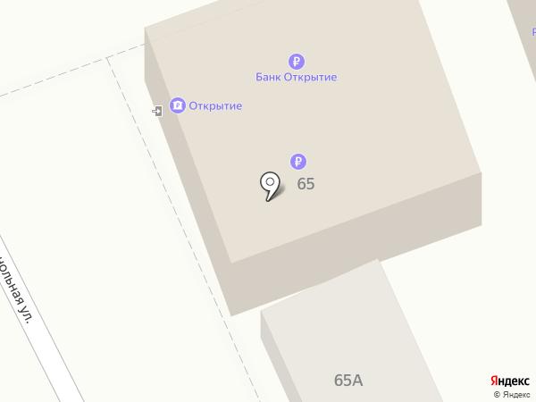 Платежный терминал, БИНБАНК на карте Ростова-на-Дону