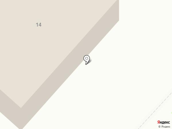 Почтовое отделение на карте Майского