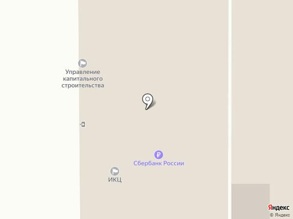 Управление капитального строительства на карте Рязани