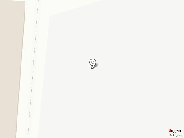 Северный на карте Батайска