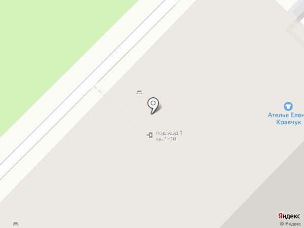 Ирина на карте Рязани
