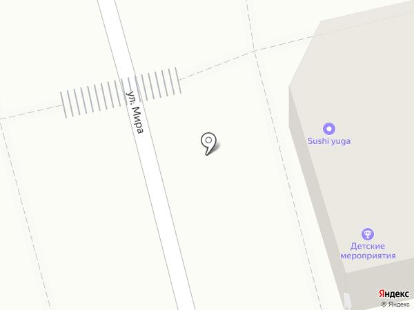Сбербанк, ПАО на карте Батайска