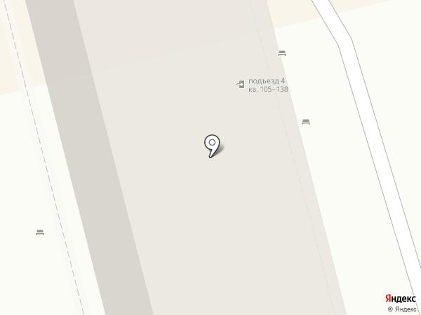 Деон на карте Батайска