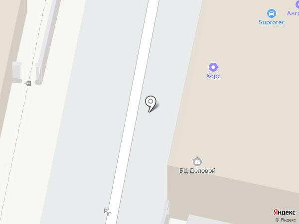 Торговая компания на карте Рязани