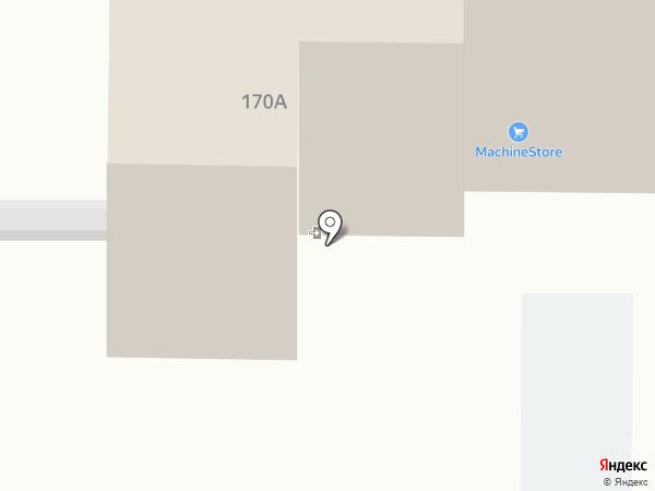 Фунтик на карте Батайска