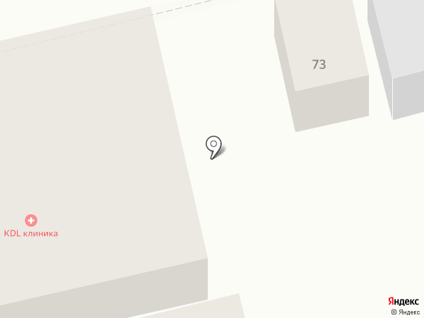 London Express на карте Батайска