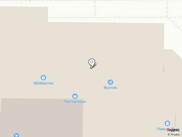 Парикмахерская на карте Батайска