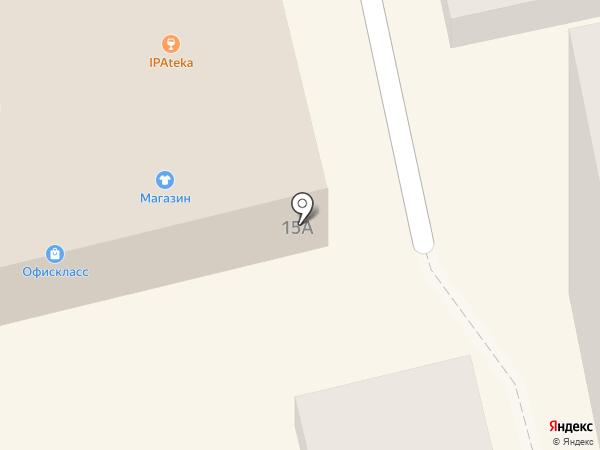 Любимый на карте Батайска